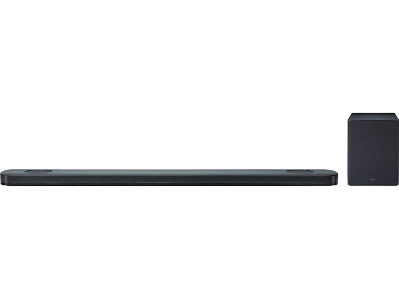 LG SK9Y, una barra de sonido compacta con Dolby Atmos