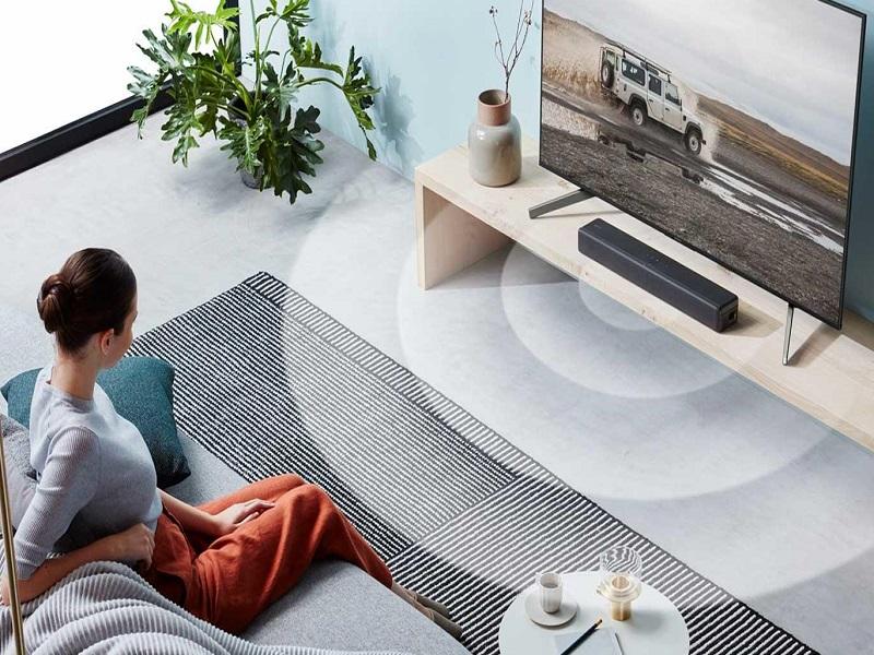 Sony HT-SF200, barra de sonido compacta 2.1 canales con Bluetooth