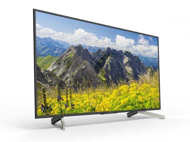 Sony KD-43XF7596, un televisor con 4K Ultra HD nacido en 2018