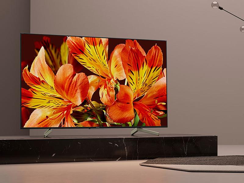 Sony KD-55XF8505, otra grande dentro de la gama media con 4K y HDR