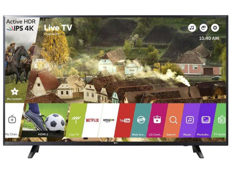 LG 43UJ620V, excelente opción calidad/precio dentro de la gama media