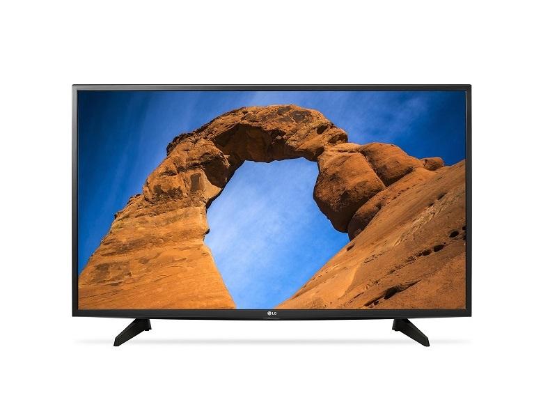 LG 43LK5100PLA, características de un TV convencional
