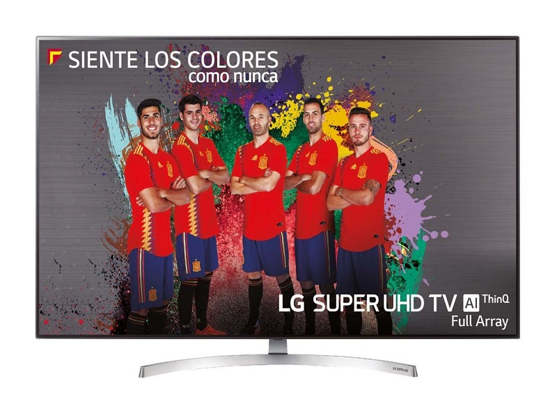 LG 49SK8500PLA, una TV SUPER UHD con Inteligencia Artificial