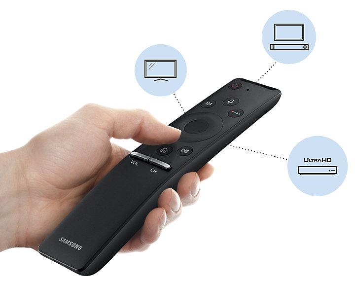 Samsung HW-N650, mando