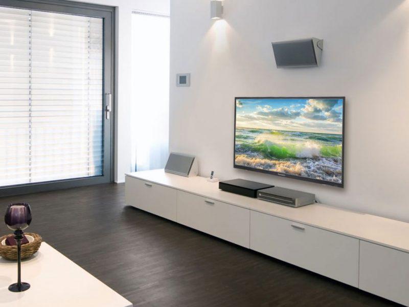 Thomson 40FD5406, una tv a caballo entre la gama básica y la media