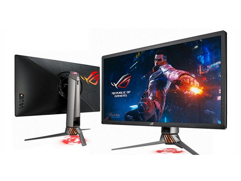 ASUS ROG Swift PG27UQ, el Rey de los monitores gaming