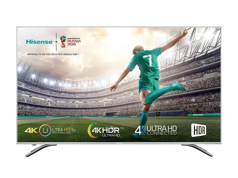 Hisense H50A6500, un espectacular y moderno TV UHD