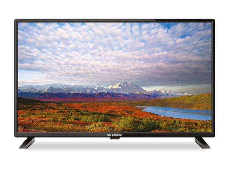 "Schneider LD32-SCPX100H, un convencional televisor DLED de 32"""