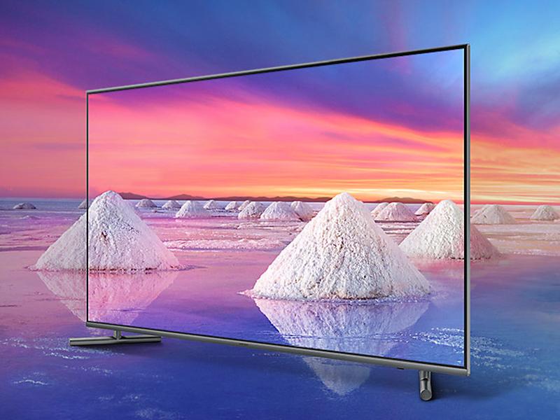 Samsung QE55Q6FN, pantalla huérfana de biseles con buena imagen