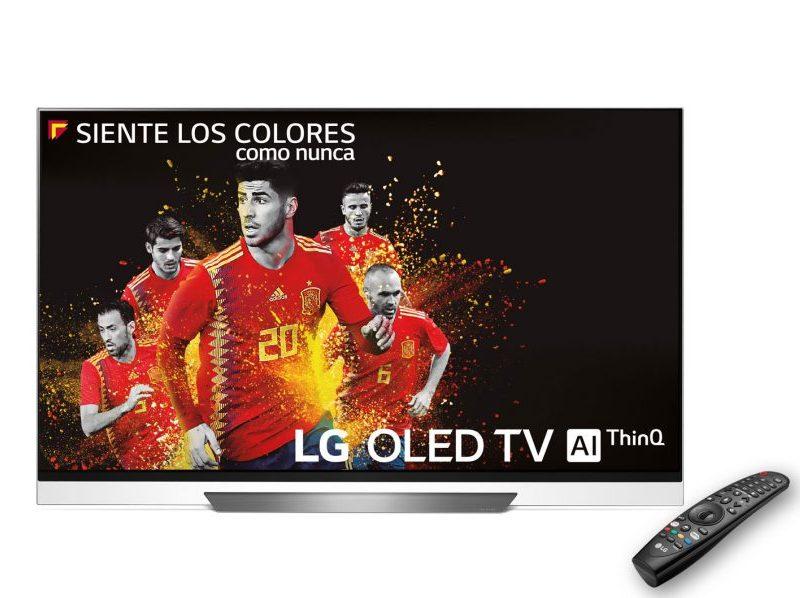 LG OLED65E8PLA, exquisitez en todos los aspectos