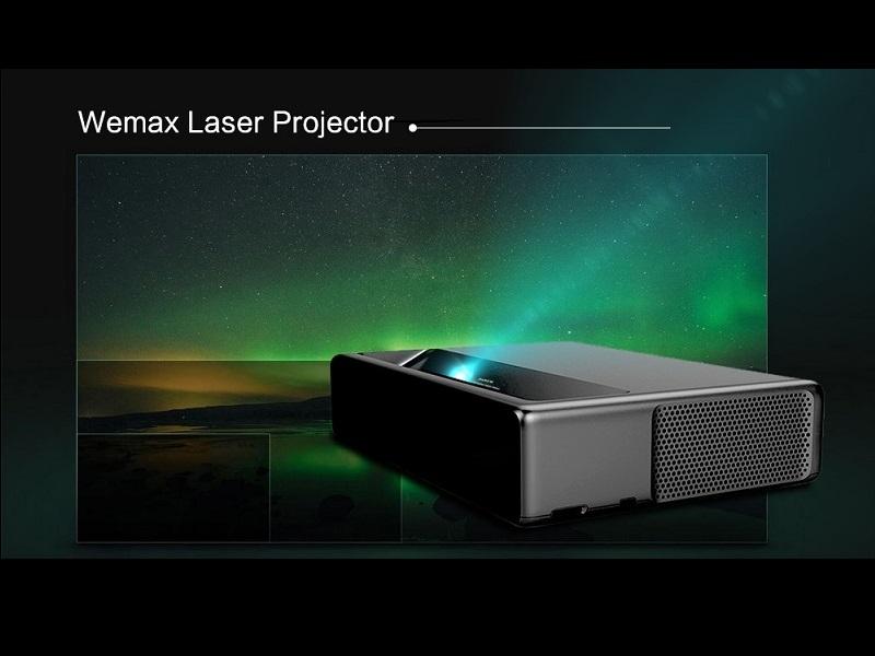 "Xiaomi WEMAX ONE, un proyector ""Premium"" con 7000 lúmenes"