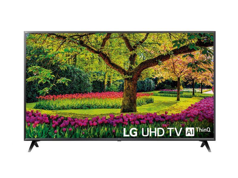 LG 50UK6300PLB, otra opción inteligente de gama media
