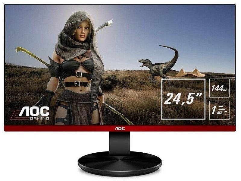 AOC G2590FX, un monitor con estilo para videojuegos a 144 Hz