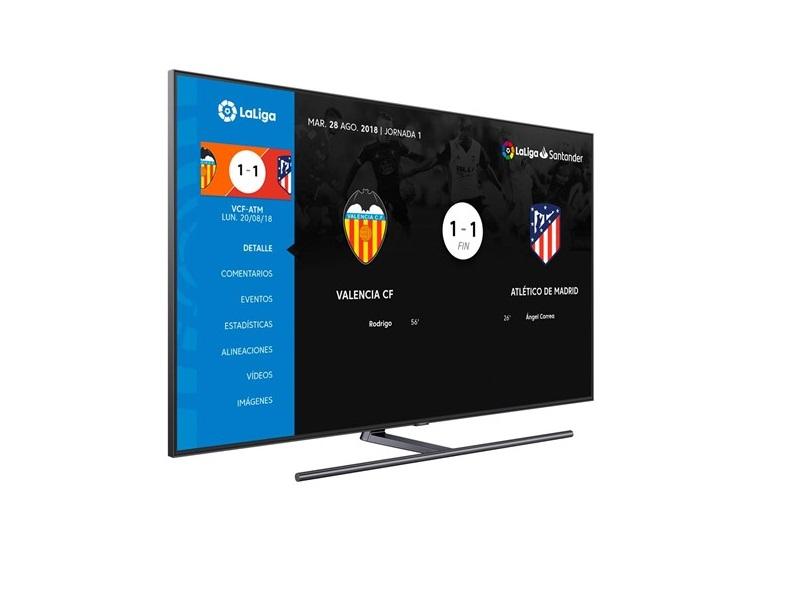 La app de LaLiga llega a los televisores Smart TV de Samsung