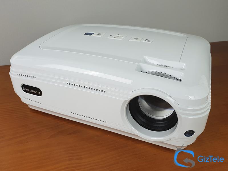 Excelvan BL-59, review de este proyector barato con Android
