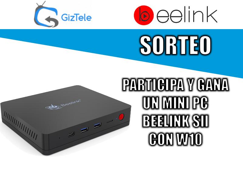 SORTEO: Gana un mini PC Beelink con W10
