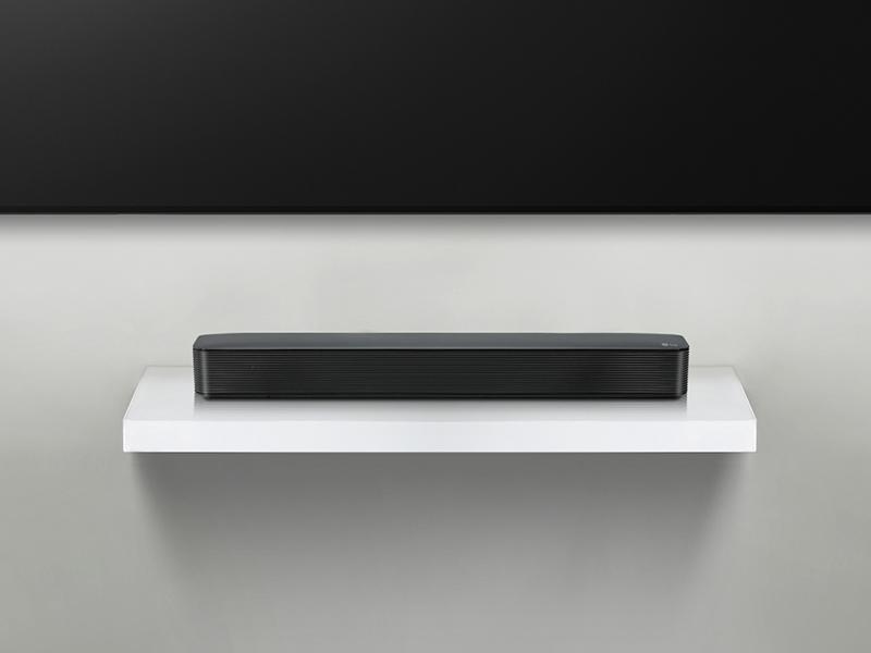 LG SK1, barra de sonido contenida en tamaño, repleta de opciones