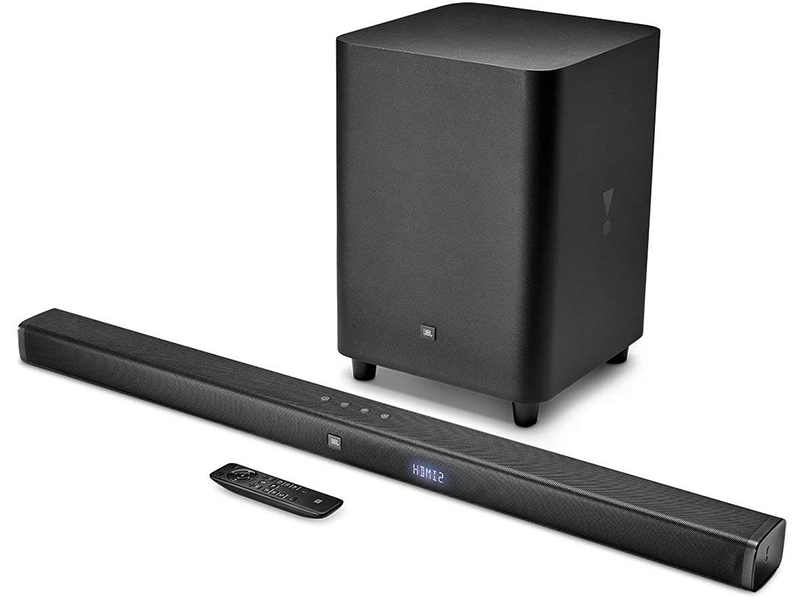 JBL BAR 3.1, gama media repleta de calidad sonora