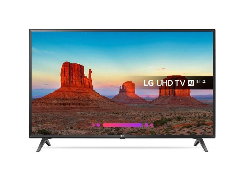 LG 43UK6200PLB, lo mejor del fabricante en 4K UHD