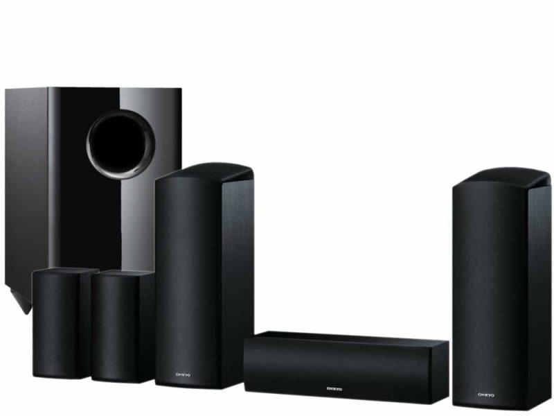 Onkyo SKS HT588, todo un conjunto de audio para cine en casa
