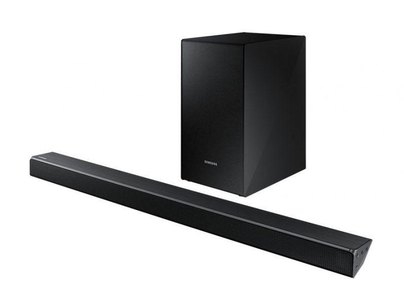 Samsung HW-N450, una sencilla pero potente barra de sonido