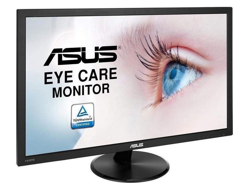 Asus VP247HAE, monitor centrado en la experiencia visual