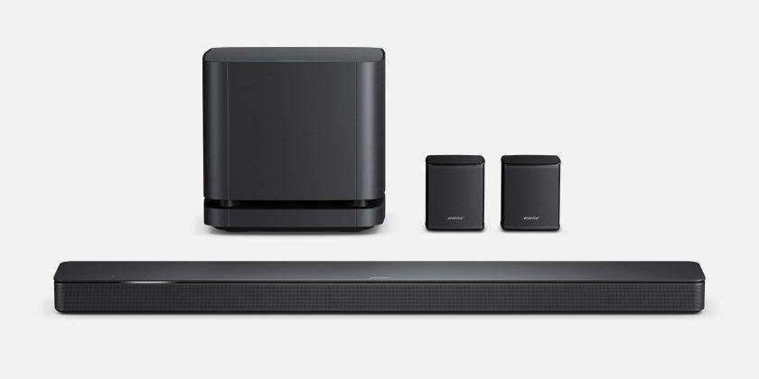 Bose Soundbar 500, complementos