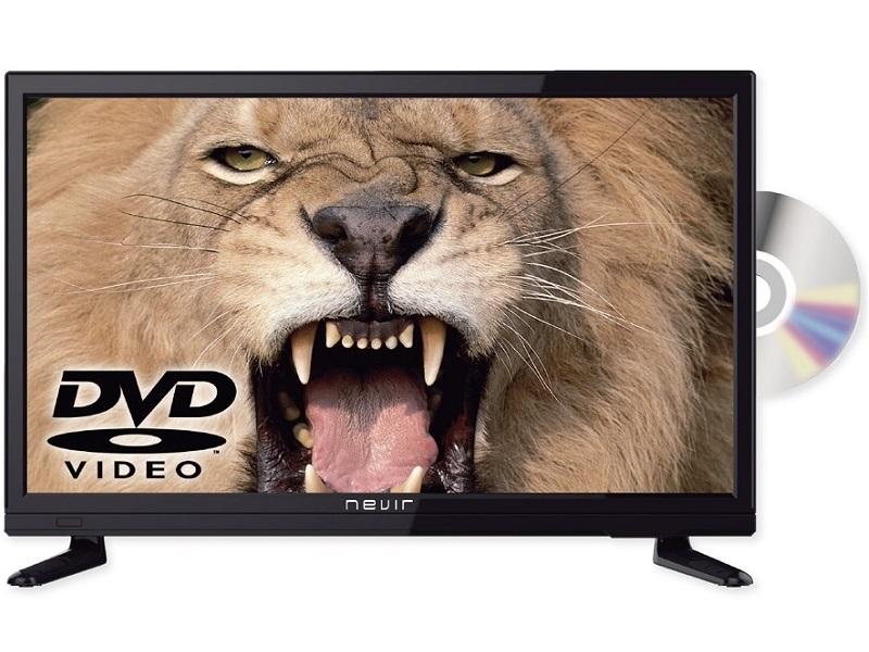 NEVIR NVR-7412-20HD-DVD-N, un televisor con reproductor de DVD