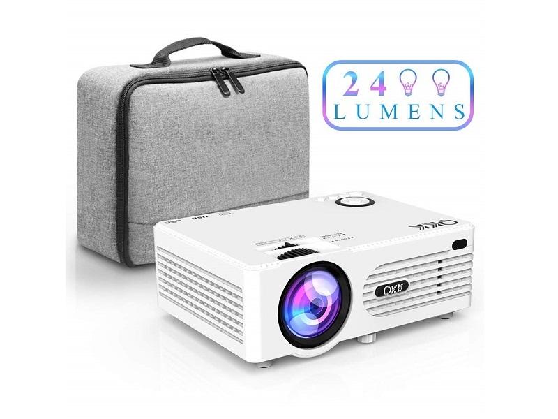 Proyector QKK, ¿qué esperamos de un pequeño proyector multimedia?