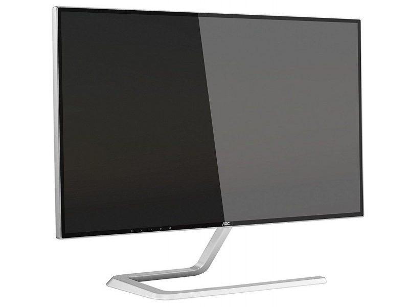 AOC Q2781PQ, un monitor para casa un oficina con un precioso diseño