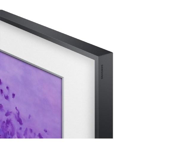 Detalle del diseño del Samsung UE55LS03