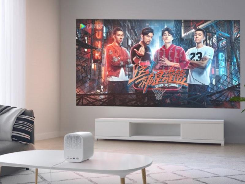 Xiaomi Home Projector Lite, así es el nuevo proyector barato de Xiaomi