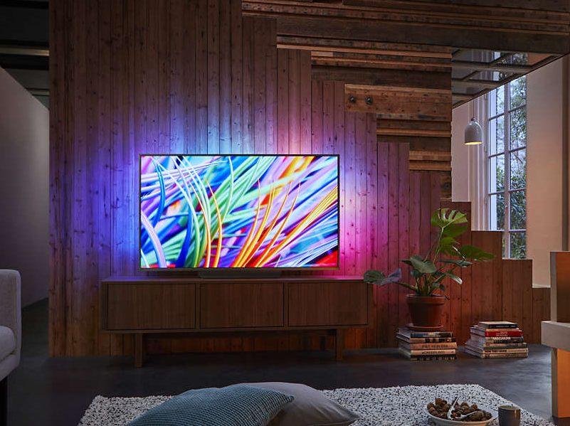 Philips 49PUS8303/12, un nuevo televisor de gama media-alta precioso