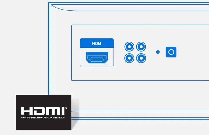 Samsung UE40N5300 - conexiones
