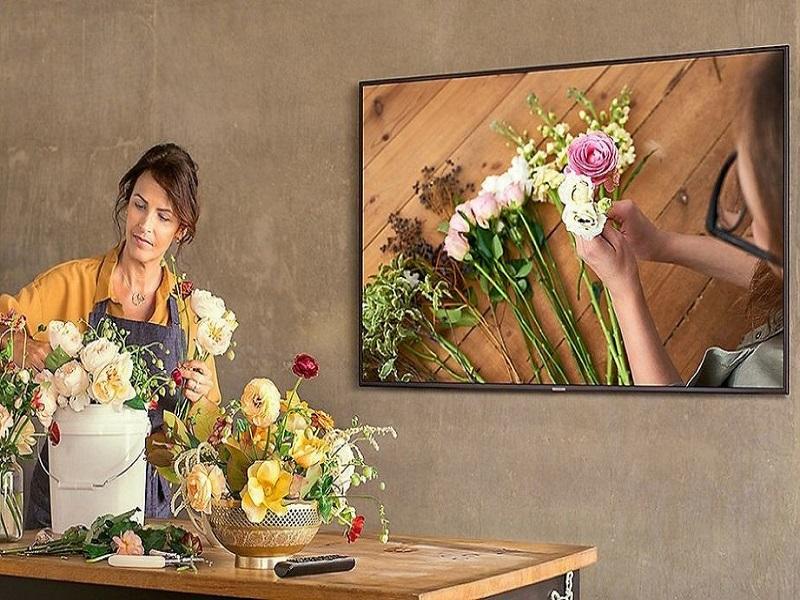 Samsung UE55NU7175, una TV con resolución 4K UHD real