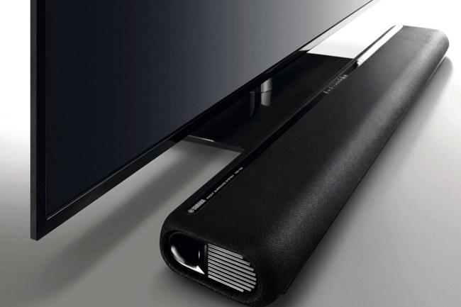 Yamaha YAS-106. una sólida barra de sonido con audio Surround