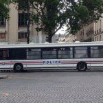 Acte 28 : Un bus entier de manifestants interpellés