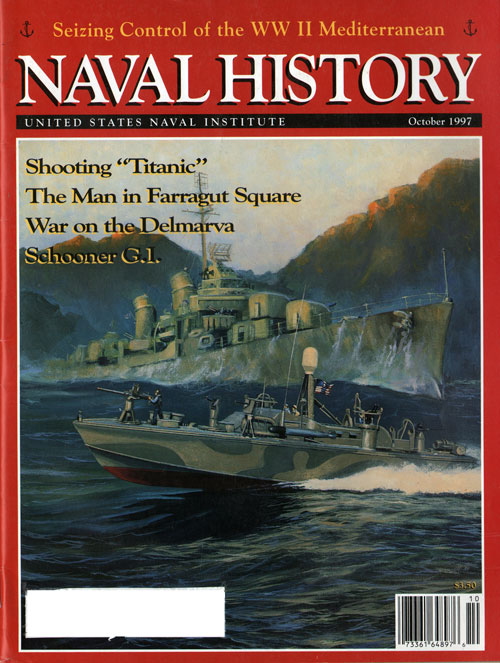 Naval History  October 1997  Shooting the Titanic  GG Archives