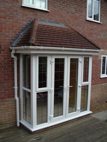 Sliding Porch Windows