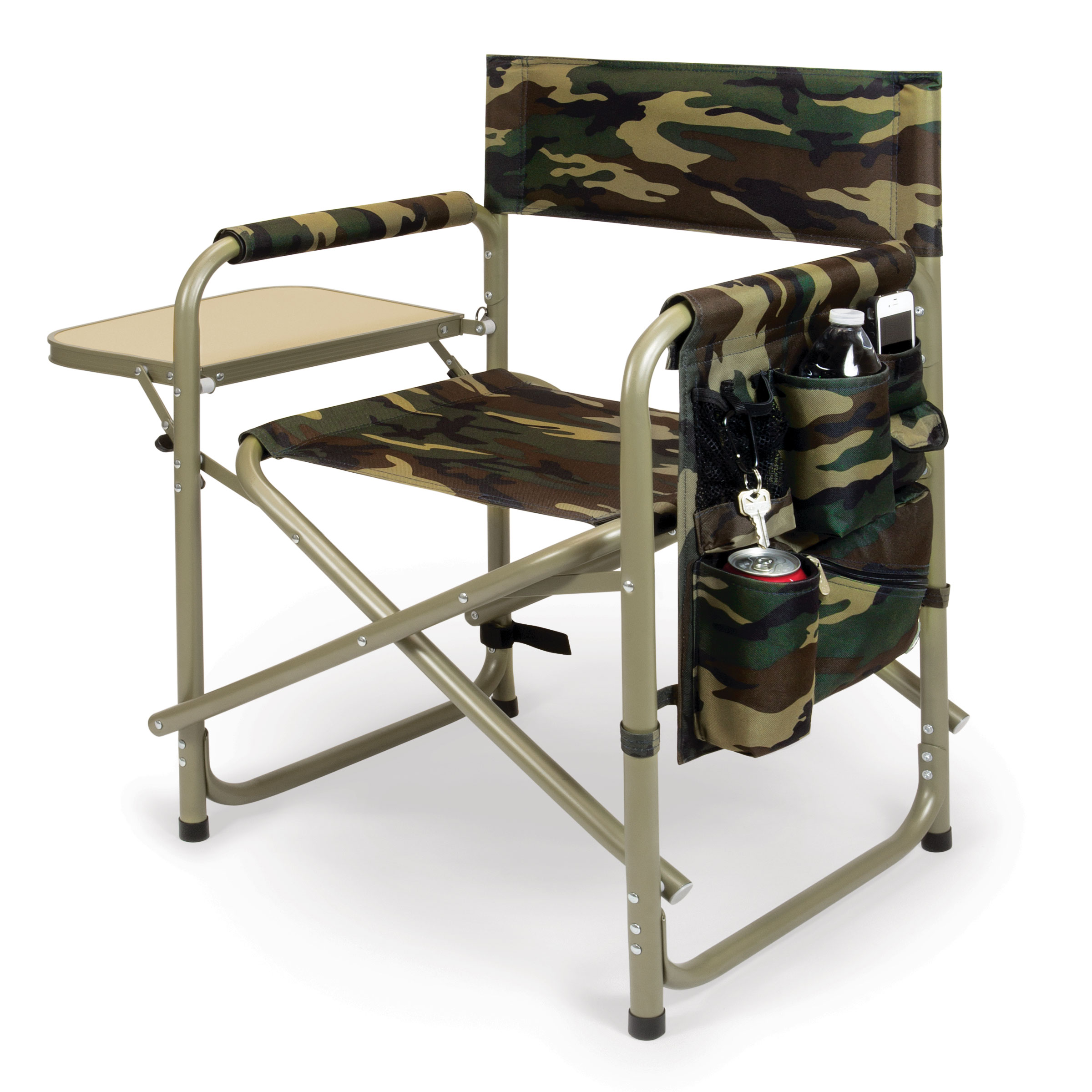 sport folding chairs fabric to cover dining camo sports chair gjm enterprises home shooting
