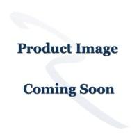 Princess Pattern - Front Door Knob - Polished Chrome