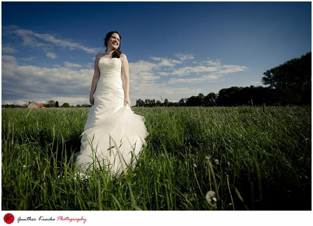 Hochzeitsfotograf Bielefeld OWL  Hochzeitsfotos von Anna