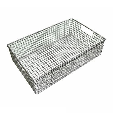 China Cheap Rectangular Wire Fry Basket Suppliers