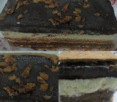 拿破崙蛋糕~純濃甘納許|宅配美食︱美食王國