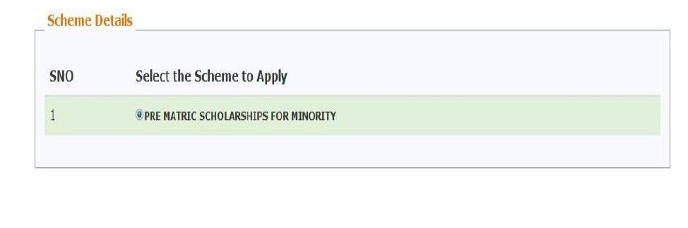 national scholarship login 2018-19