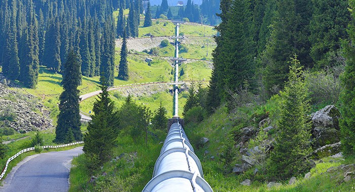 Pipeline Easement