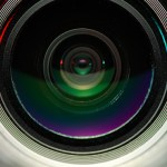 Camera Lens from Web Cam