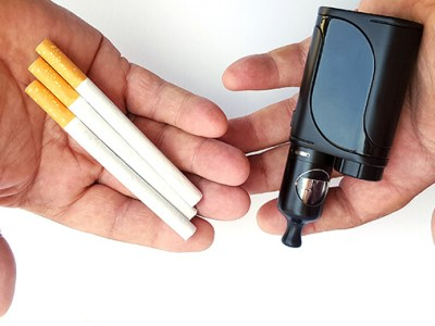 Dangers of Vape and Cigarettes