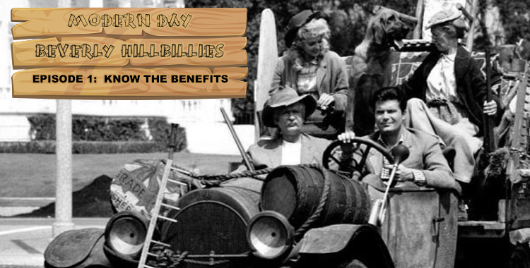 Beverly Hillbillies: Know the Social Security Benefits
