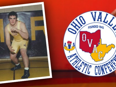 Taylor Potts OVAC Wrestling